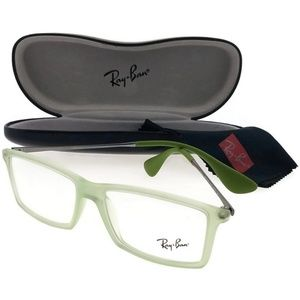 Ray Ban RX7021-5366-52 Men's Eyeglasses